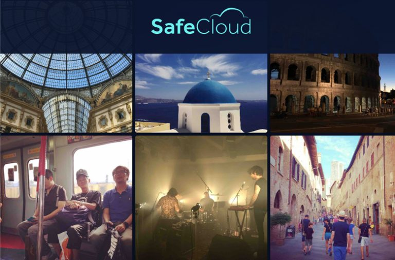 A SafeCloud Photos vai estar disponível para Android e iOS.