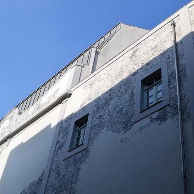 TeCA tem nova fachada.
