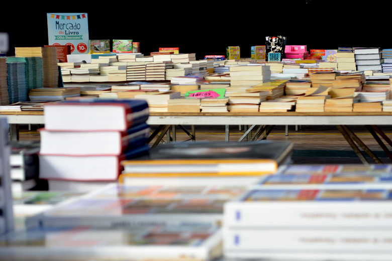 A Porto Stock Book Fair está no Pavilhão Rosa Mota até 3 de novembro.