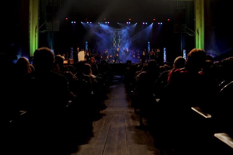 O Coliseu do Porto encheu para assistir à 30ª edição do FITU.
