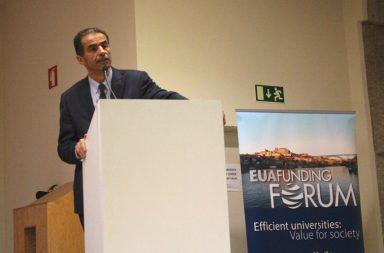 Manuel Heitor falou no encerramento do Fórum da EUA.
