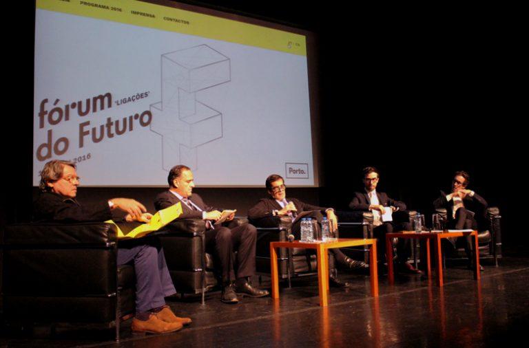 O Fórum do Futuro decorre de 1 a 6 de novembro.