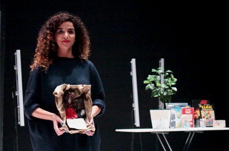 Raquel André foi a vencedora da 2ª Bolsa Isabel Alves Costa.