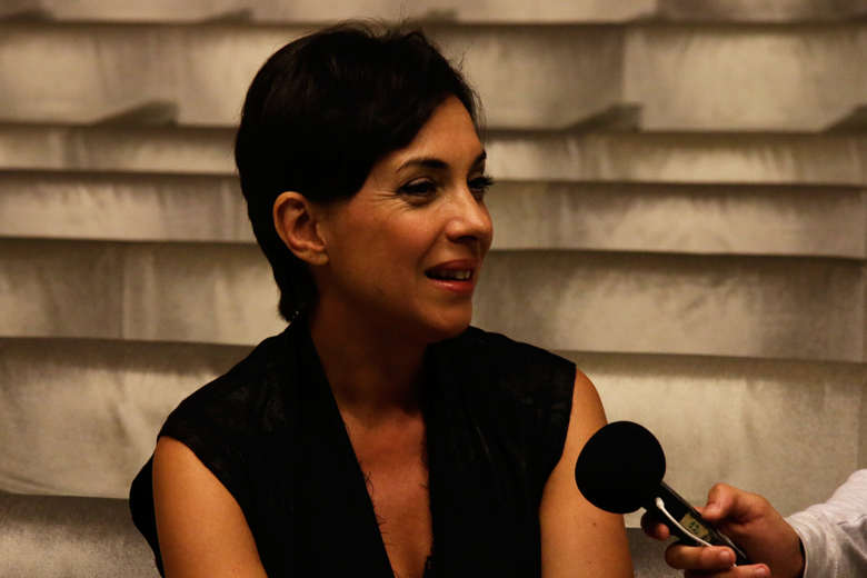 Teresa Salgueiro atua este sábado na Sala Suggia.