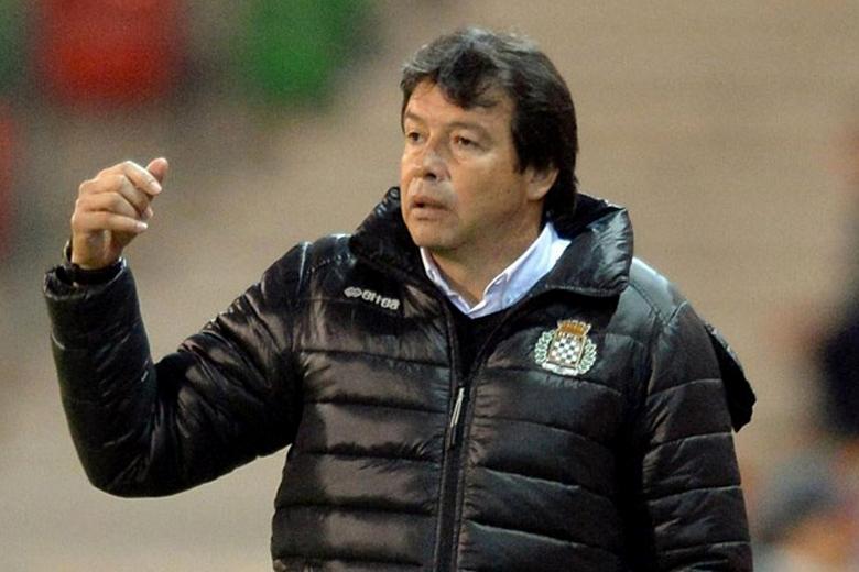 Erwin Sanchéz estava no comando do Boavista desde dezembro de 2015.