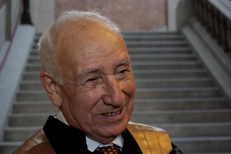Germano Silva é o 92º doutor honoris causa pela Universidade do Porto.