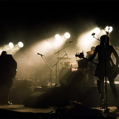Os Pixies passaram pelo Coliseu do Porto esta segunda-feira.