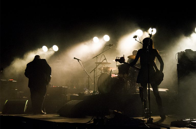 Pixies dão lição de rock alternativo no Coliseu - JPN