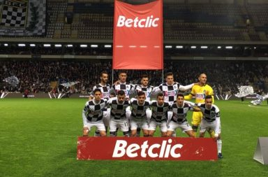 O Boavista não conseguiu somar pontos em casa diante do Sporting.