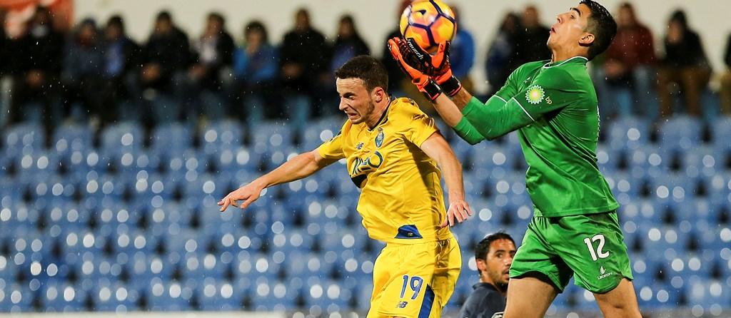 FC Porto leva quatro jogos sem marcar golos.