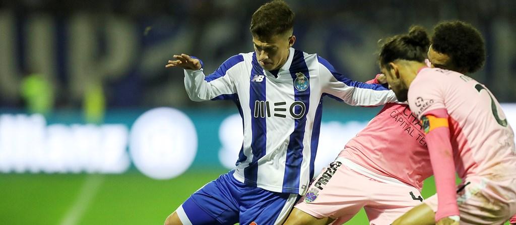 FC Porto está fora da Taça de Portugal.