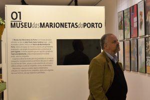 Museu das Marionetas do Porto, local escolhido para o debate da Acesso Cultura