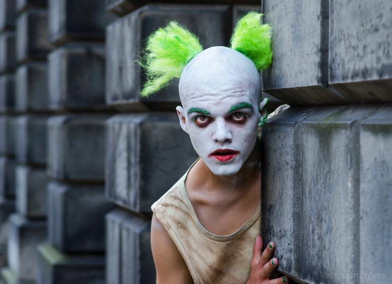 Rui Paixão já foi selecionado num casting do Cirque du Soleil.