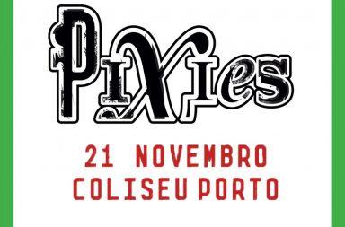 Os Pixies atuam pela terceira vez no Porto.