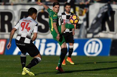 Tondela foi o primeiro a marcar, mas o Boavista empatou a partida.