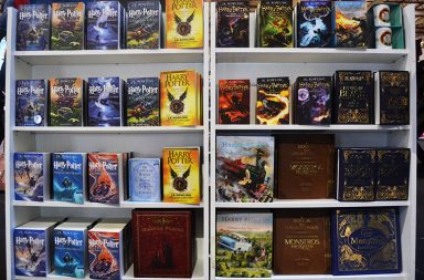 O mundo mágico de Harry Potter esteve presente na Comic Con Portugal 2016.