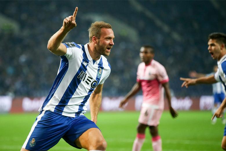 Depoitre marcou o golo de empate dos portistas.