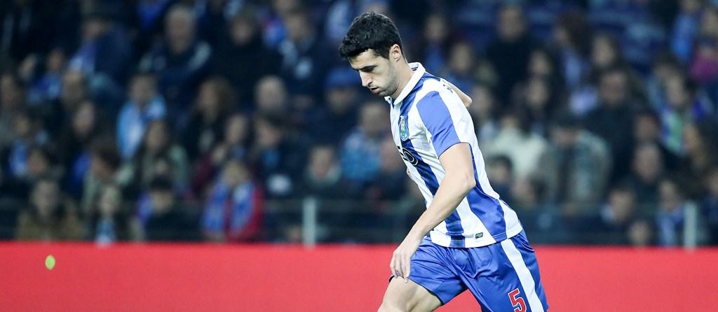 Marcano foi o autor do golo do FC Porto.