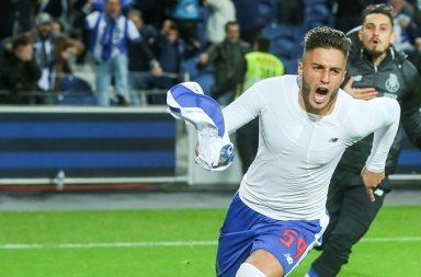 Rui Pedro foi o herói da partida.
