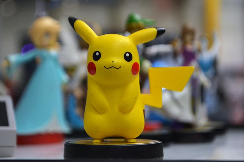 O universo Pokémon esteve em destaque na Comic Con deste ano.