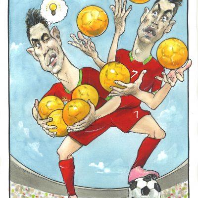 Cartoon de Paulo Caruso (Brasil)