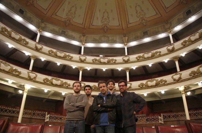 """A """"Indevida Comédia"""" estreou dia 5 no Teatro Sá da Bandeira."""