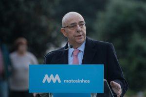 Guilherme Pinto era presidente da Câmara de Matosinhos desde 2005.
