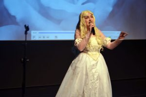 Inês Silva – Miranda, The White Queen