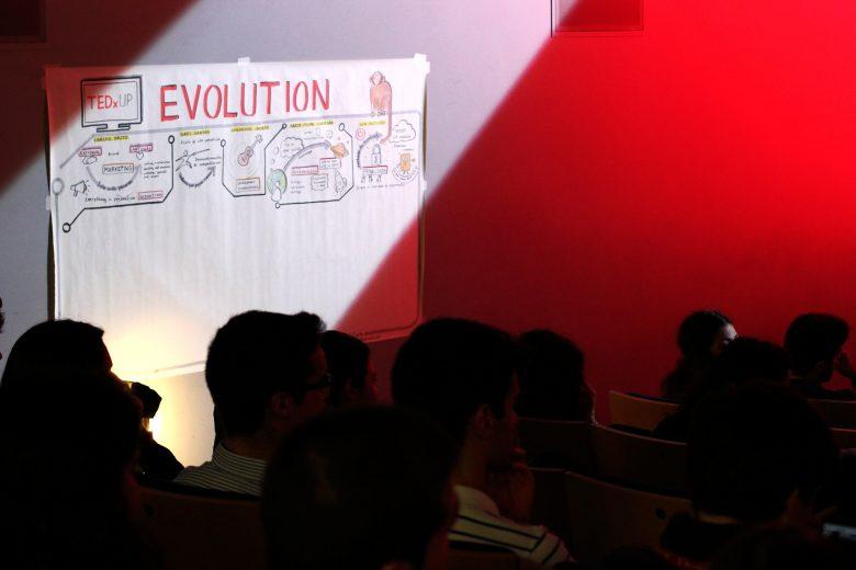 TEDx Evolution