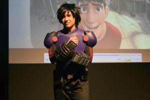 Eduardo Fonseca - Hiro Hamada Flight Suit, Big Hero 6