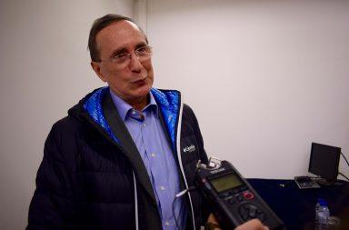 O professor da PUC-Rio diz ter ficado surpreendido com o espírito interdisciplinar que observou na sua visita às instalações do MIL (Media Innovation Labs).
