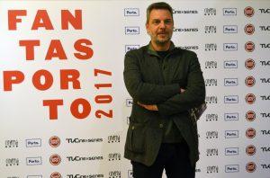 """Jorge António, realizador de """"A Ilha dos Cães"""""""