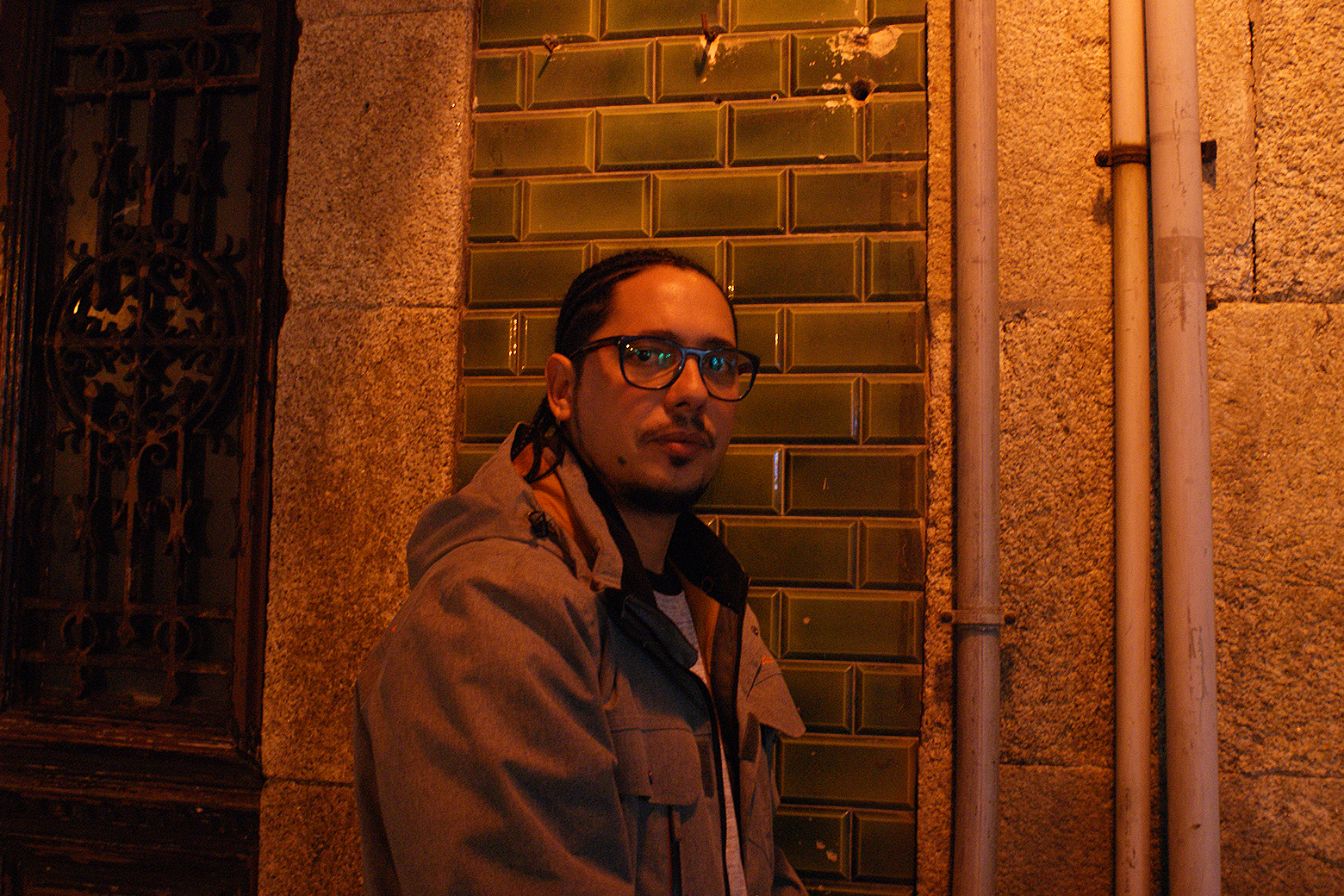 Ondjaki vai ao Correntes d'Escritas, na Póvoa de Varzim, há vários anos.