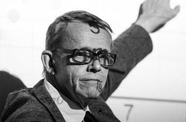 O académico sueco ficou reconhecido pelo seu trabalho na área da visualização de estatística.