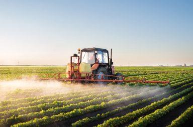 Glifosato é o principal componente da maioria dos pesticidas utilizados