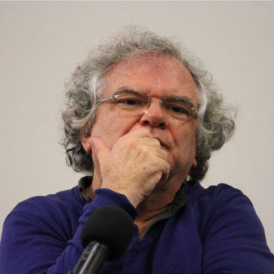 Francisco Sena Santos, professor de rádio na Escola Superior de Comunicação Social de Lisboa. Foto: Ana Isabel Reis