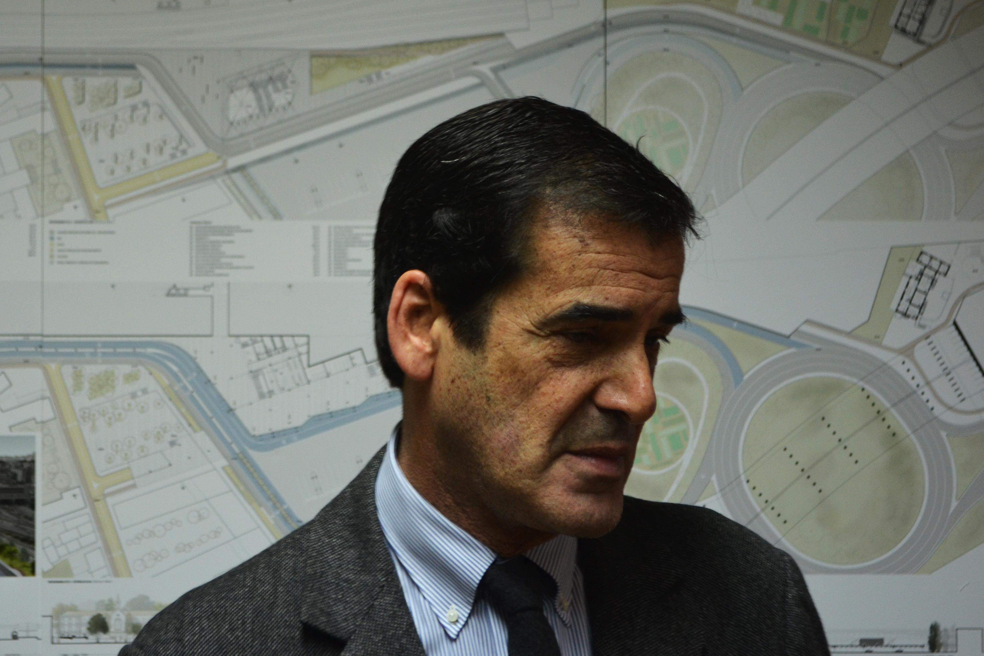 """Rui Moreira sublinhou que o projeto do Terminal """"é de toda a gente""""."""