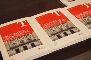 """O livro """"O Teatro no Porto no período entre guerras: Os Teatros Carlos Alberto e São João (1914-1945)"""" nasceu de uma dissertação de Mestrado."""