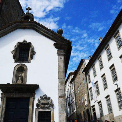 Capela Nossa Senhora do Ó. Foto: Beatriz Carneiro
