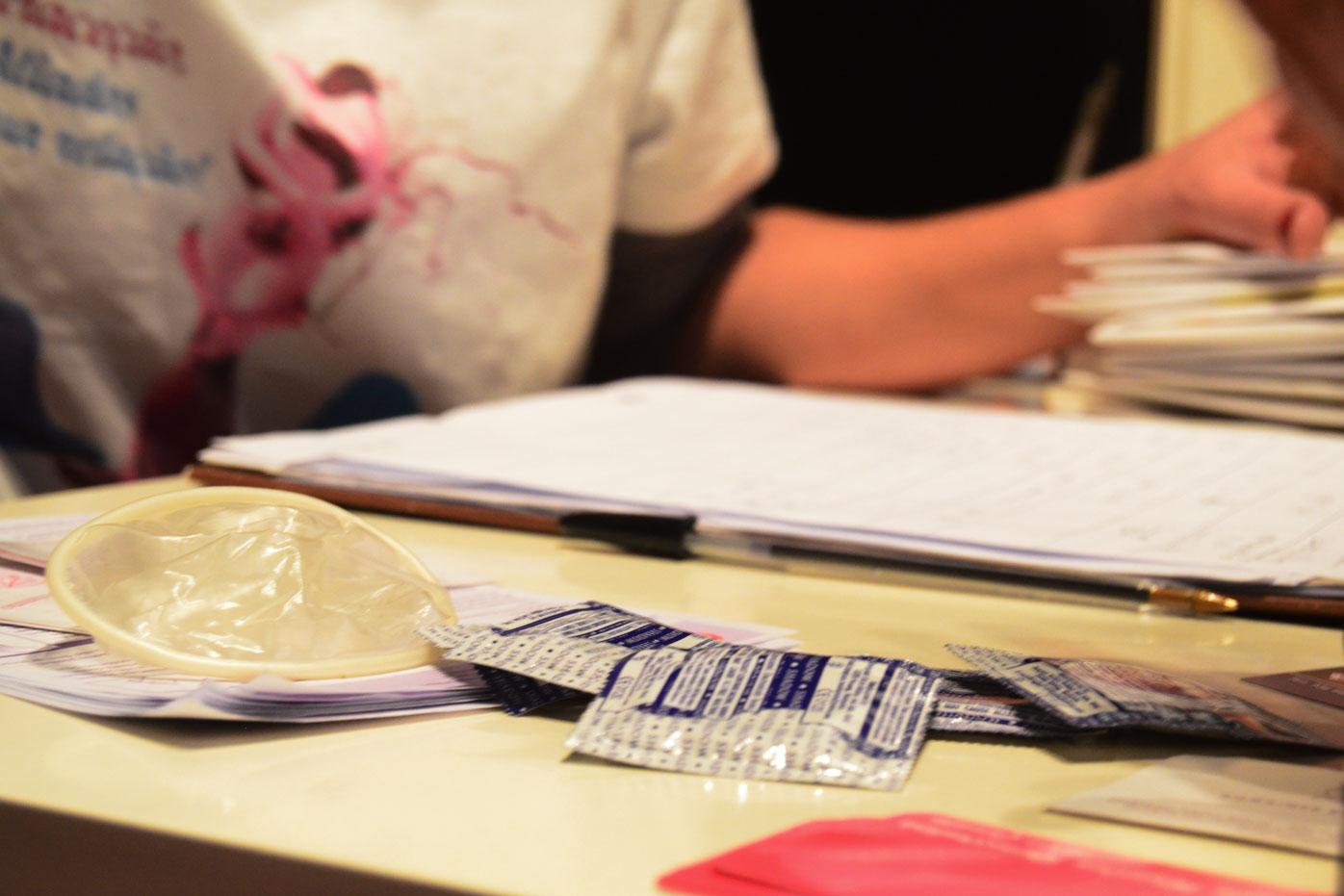 A Associação de Planeamento Familiar é presença regular no Eros Porto.