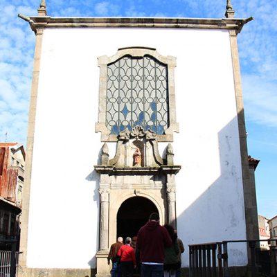 Capela de Nossa Senhora de Agosto. Foto: Vanda Pinto