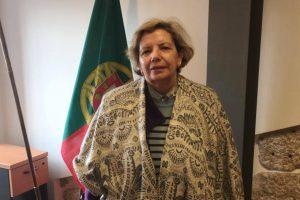Ilda Figueiredo é candidata pela CDU à Câmara Municipal do Porto.