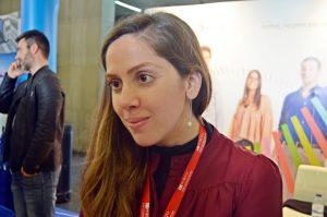 Marta Dias, da equipa de Recrutamento e Motivação da NOS