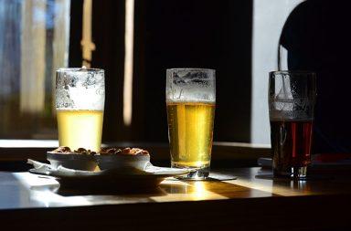 80% da cerveja vendida na Letraria é de origem portuguesa.