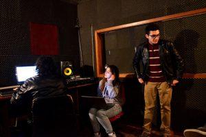 A rádio hip hop é um projeto de Élio Silva, Catarina Almeida e André Miranda.