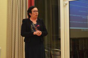 Isabel Barbosa, Presidente da Associação Portuguesa de Leucemias e Linfomas. Foto: Beatriz Carneiro