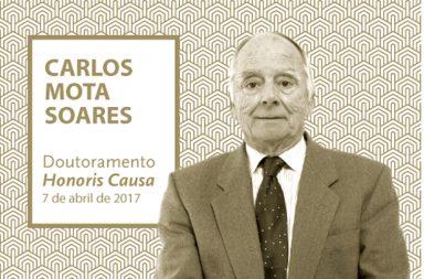 Carlos Mota Soares vai ser o 89º doutor honoris causa da UP.