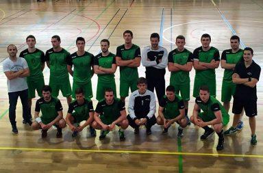 Equipa de andebol masculino da FADEUPbateu a AAUAv na final.