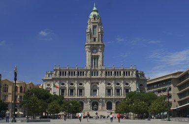 Ocorreu hoje a 85° Reunião Pública da Câmara Municipal do Porto.