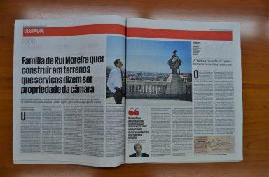 Capa do Público 17 de Maio de 2017